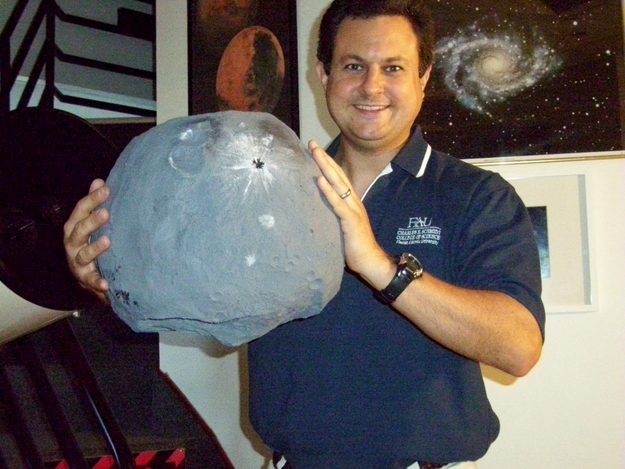 Paper Mache Asteroid (page 4) - Pics about space