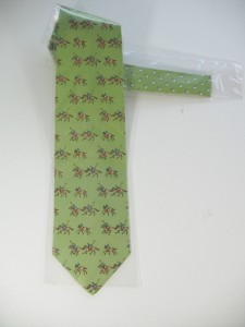 Polo player ties